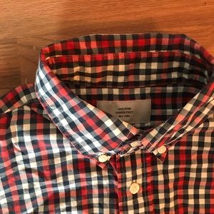 Men's Small Jack Spade Button up